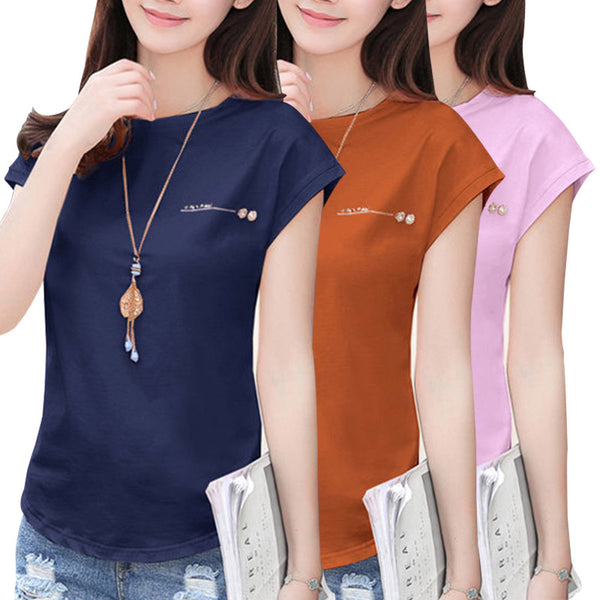 Blouse Summer Cotton Shirt New Short Sleeve Women Tops