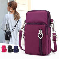 Women Handbags Small Crossbody Bags Casual Ladies Flap Shoulder Bag