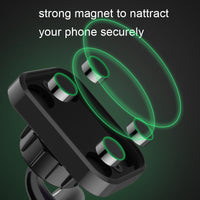 Magnet Stand Car Magnetic Mobile Phone Mount Holder Support For iPhone  Smartphone