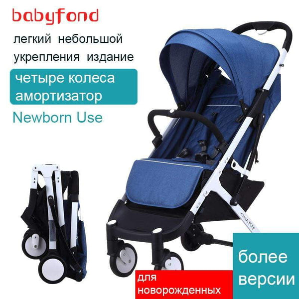 YOYA PLUS baby stroller bb car  Can be on plane Umbrella carts  Light Folding Bb stroller newborn travel baby stroller - inaaz.biz