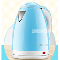 Electric kettle 304 stainless steel food Quick Heating electric kettle  2L 220V 1500W