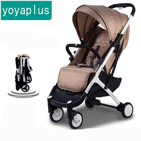 brand newborn Baby stroller light folding baby the 4runner shock car umbrella four seasons general baby gift yoya plus stroller - inaaz.biz