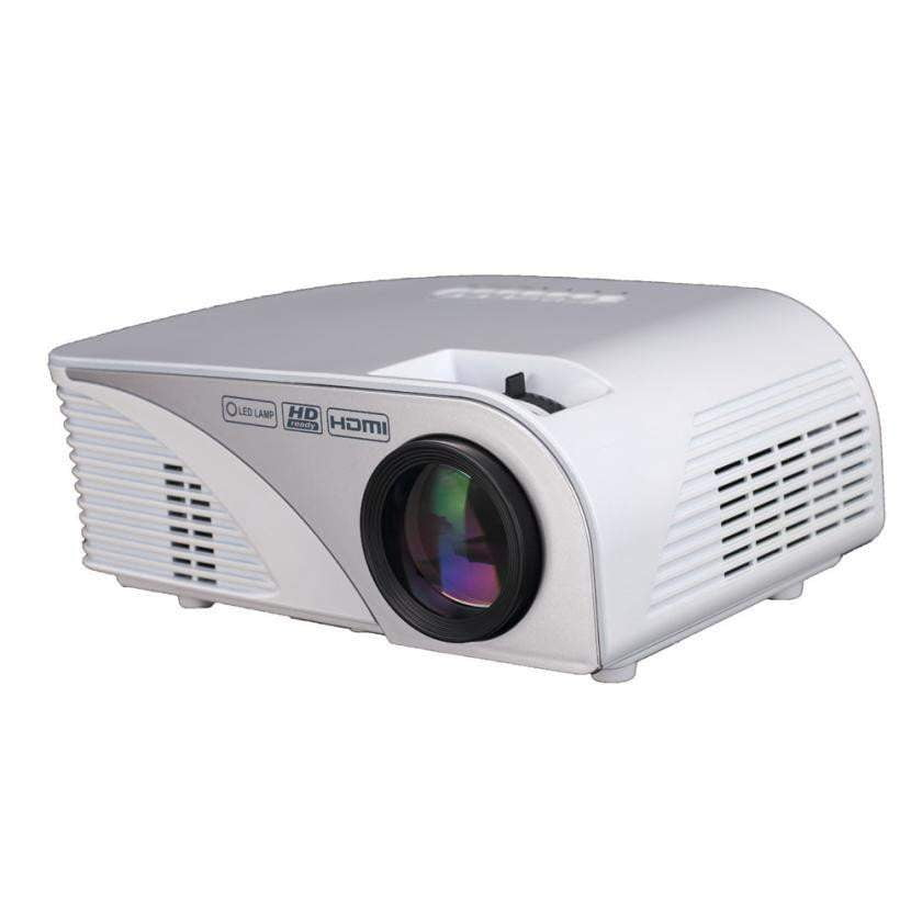 LED Home MulitMedia Theater Cinema Mini Projector With Remote Control