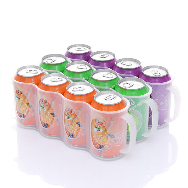 2-Pack Cans Storage Box