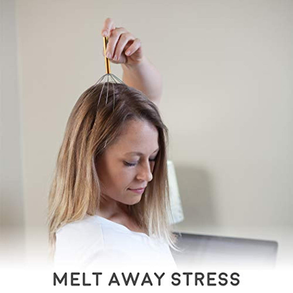 Head Massagers for Stress Relief (2-Pack)
