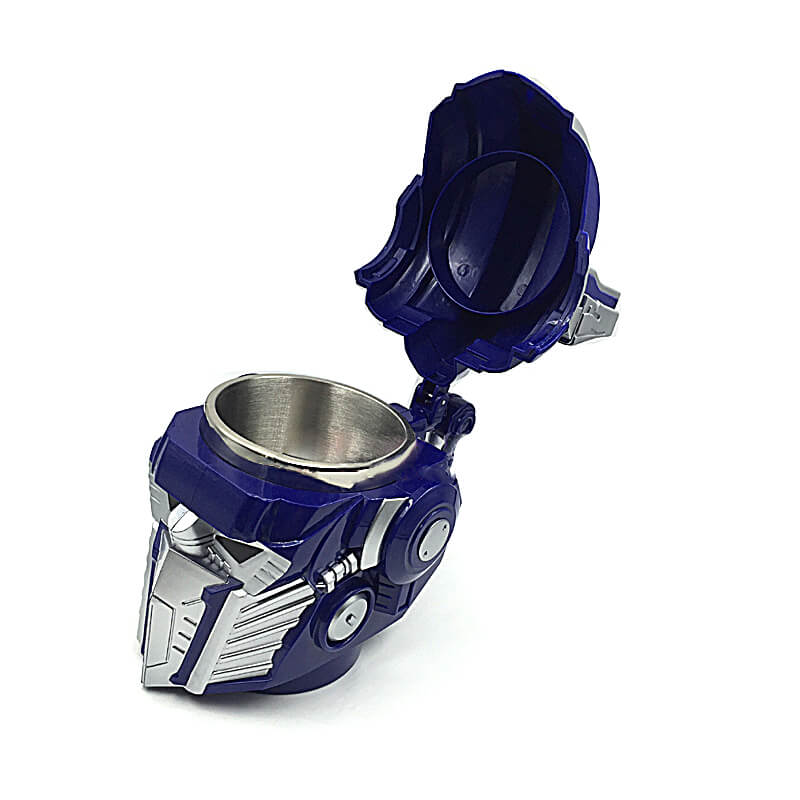 3D Transformers Stainless Steel Mug