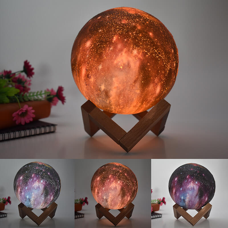 7-Color Switchable Galaxy Lamp – Trendowner