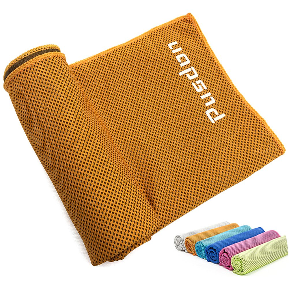 Fast Cooling Towel for Instant Relief