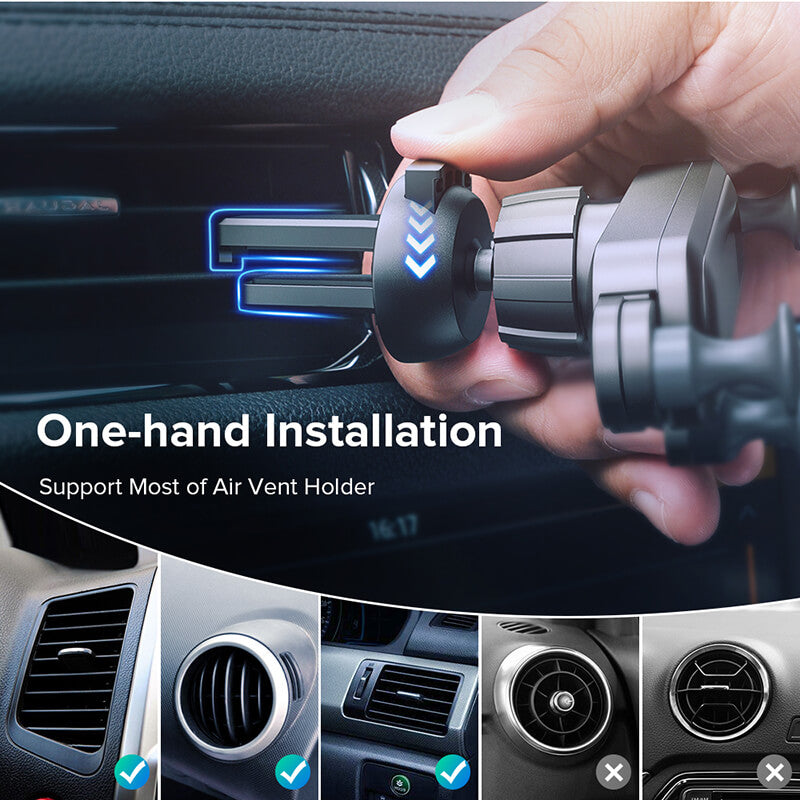 Auto Steady Car Phone Holder