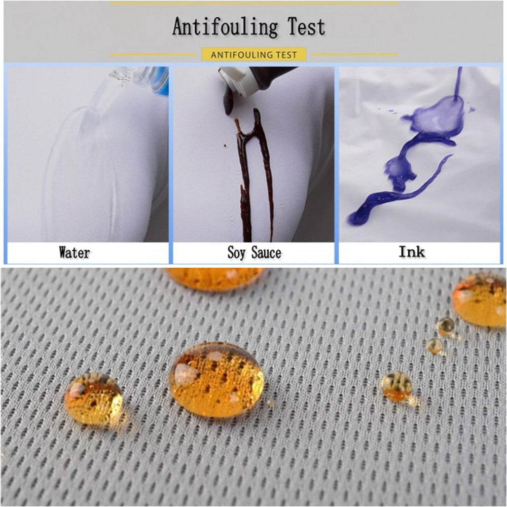 Anti-dirty Hydrophobic T-shirt