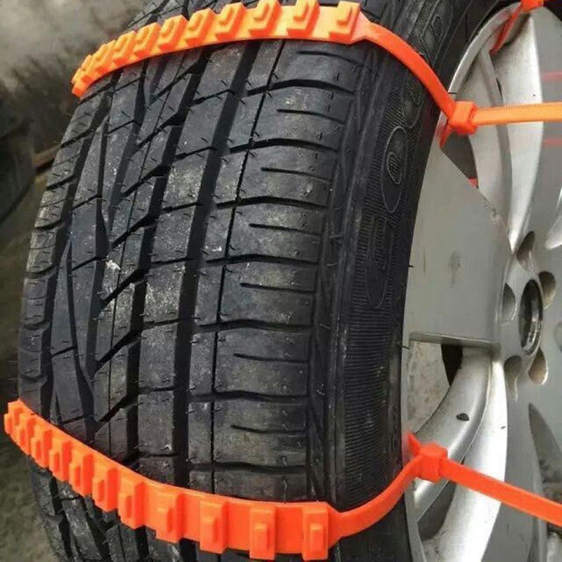 Car Antiskid Chain Set