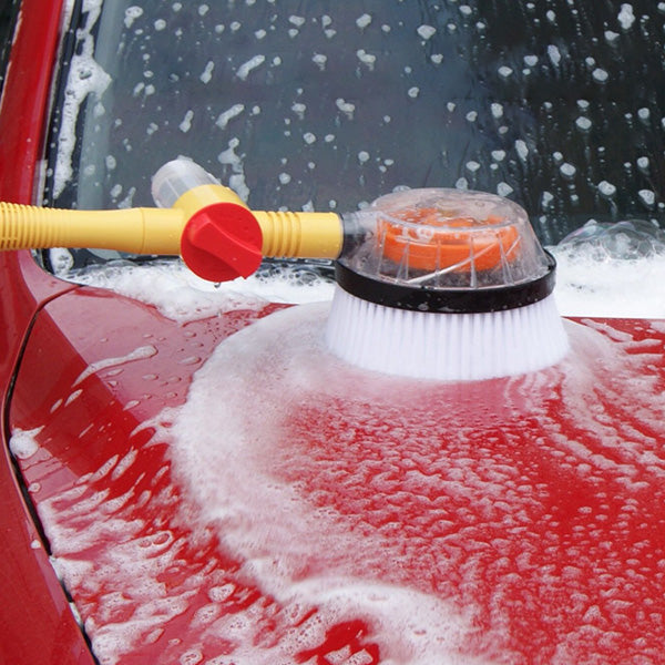 Car Pressure Washer with Rotating Brush