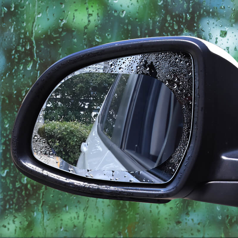 Car Rainproof Antifog Film (4PCS)