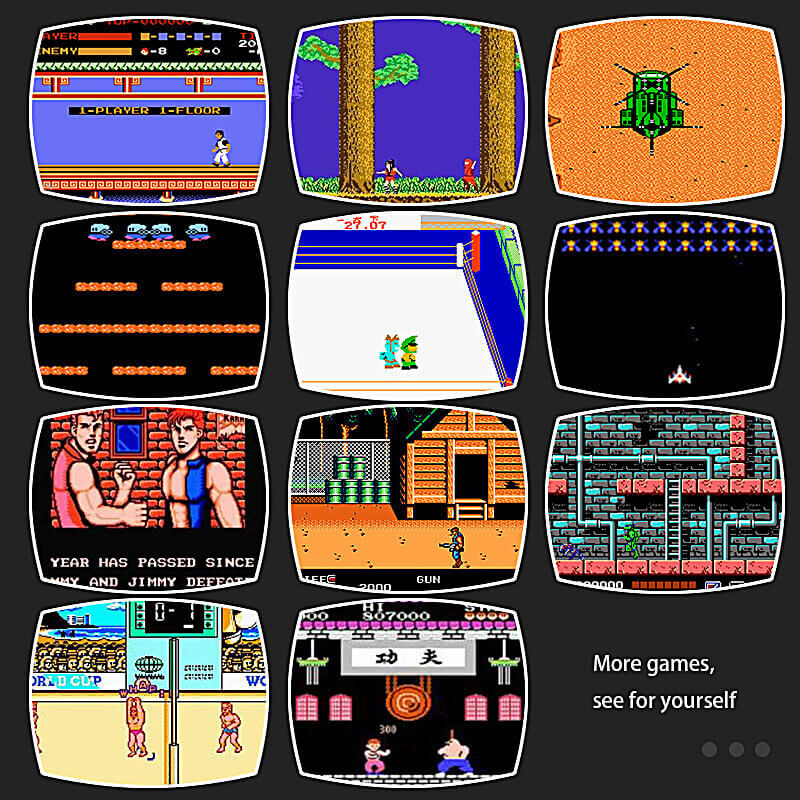 Product Review / Unboxing: Classic Retro Game Console ...