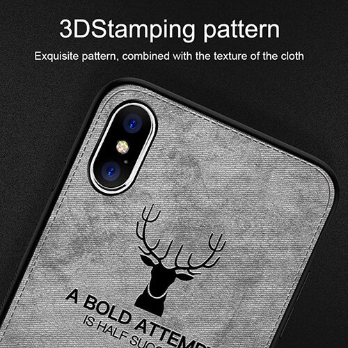 Cloth Art Mobile Phone Case