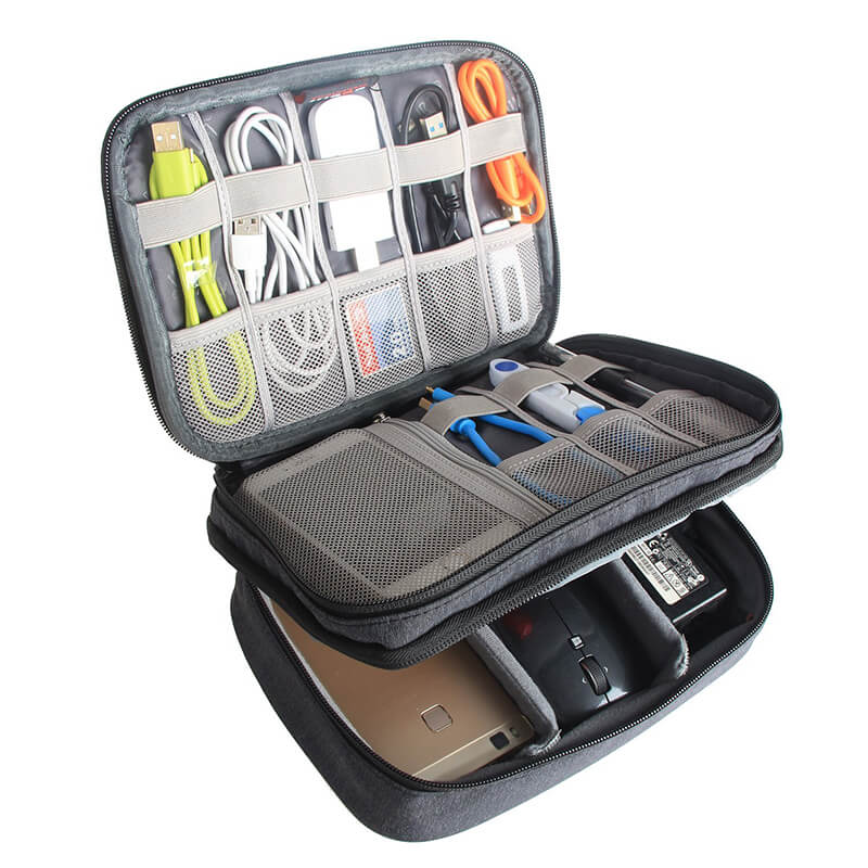 Double Layer Electronic Organizer