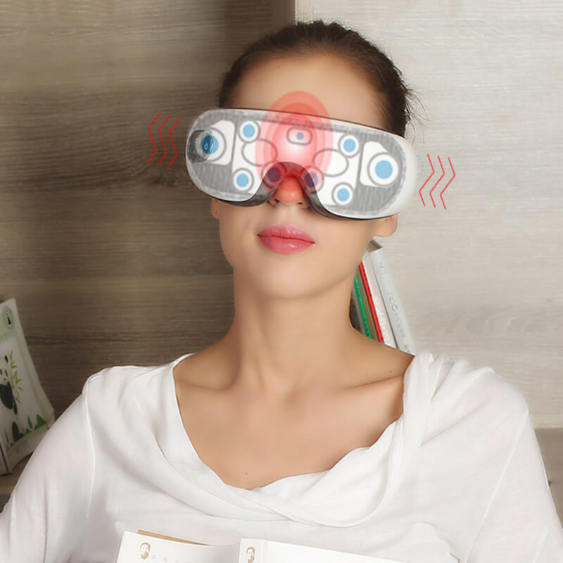 Foldable Air Pressure Eyes Massager