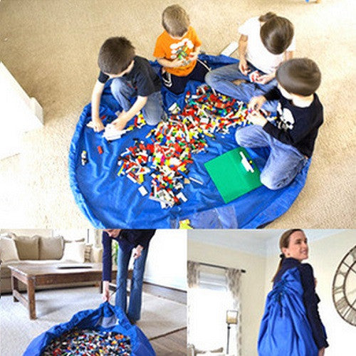 Foldable Storage Play Mat with 150cm Width