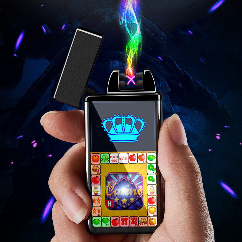 Fruit Machine Game Lighter