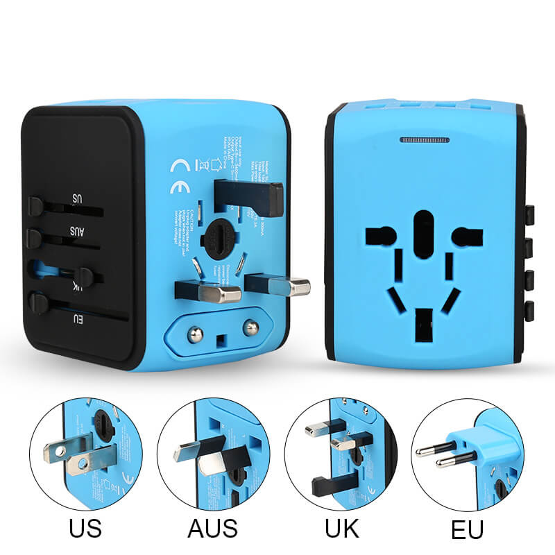 Global Universal Conversion Plug Charger