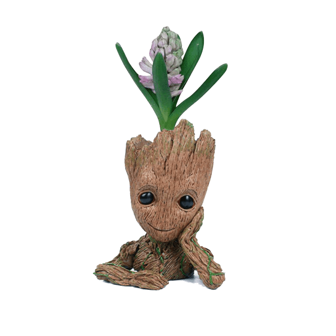 Baby Groot Flowerpot - Guardians of the Home&Desk
