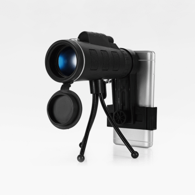 HD Mini Monocular Telescope with Tripod