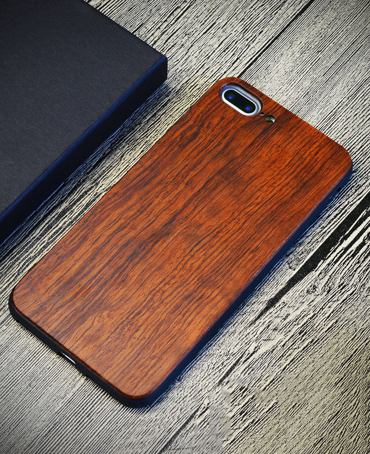 Handmade Wooden Phone Case for iPhone & Samsung