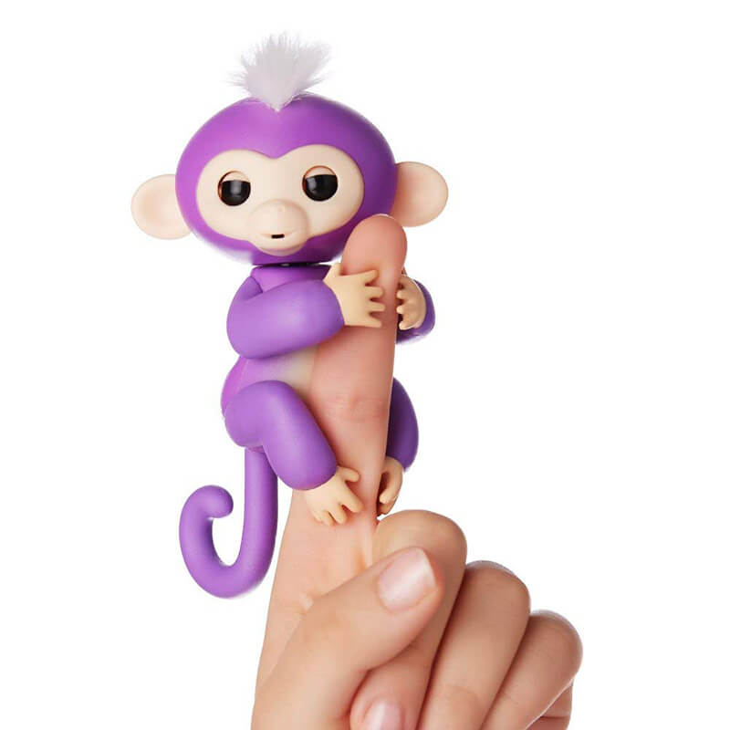 Interactive Finger Baby Monkey