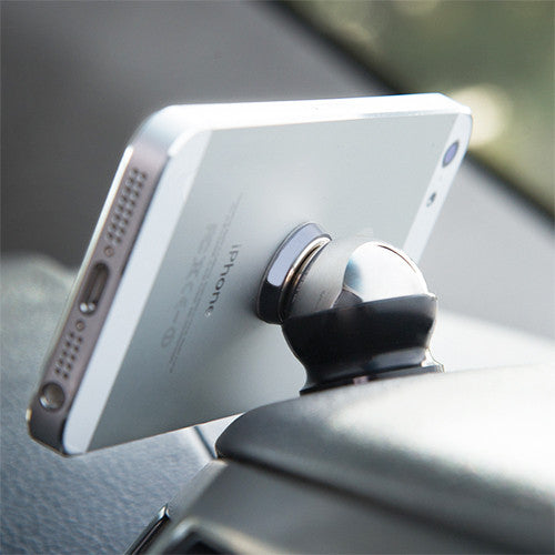 Magnetic 360 Degree Car Phone Holders (2Pcs )