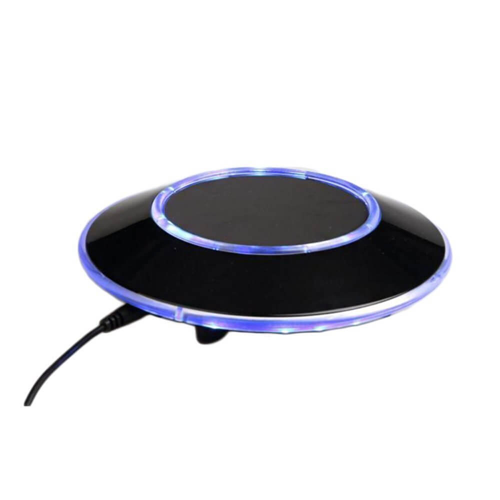 Levitation From Lns Technologies: Magnetic Levitation Floating Globe With Night Light