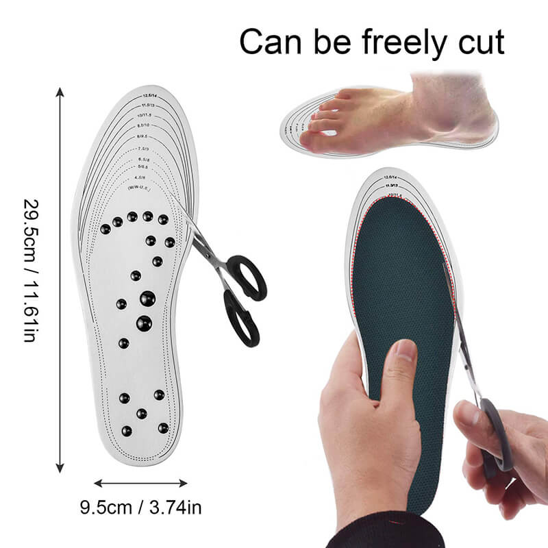 Magnetic Acupressure Massage Insole