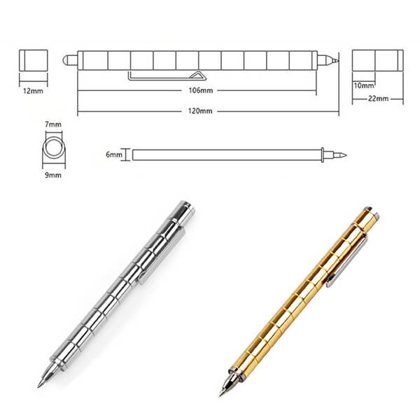 Magnetic Modular Pen