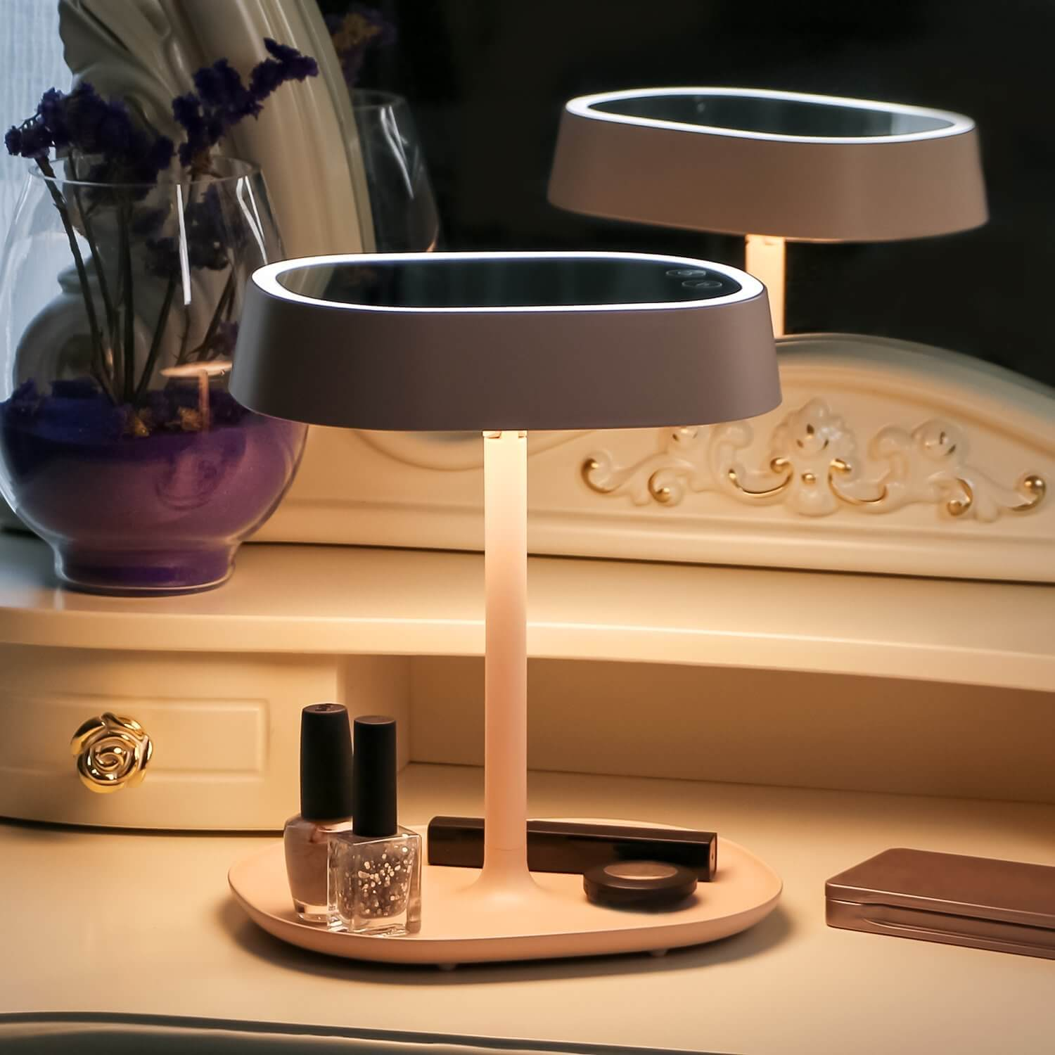 Makeup Mirror Table Lamp Trendowner