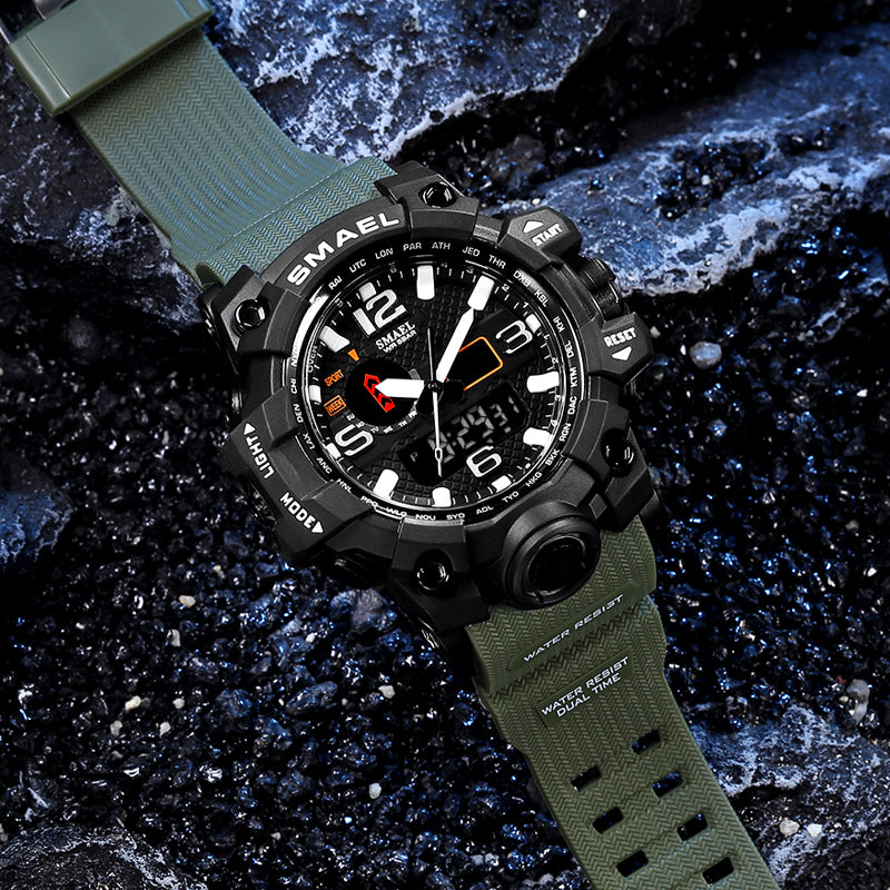 Men's Military Multifunctional Tactical Watch