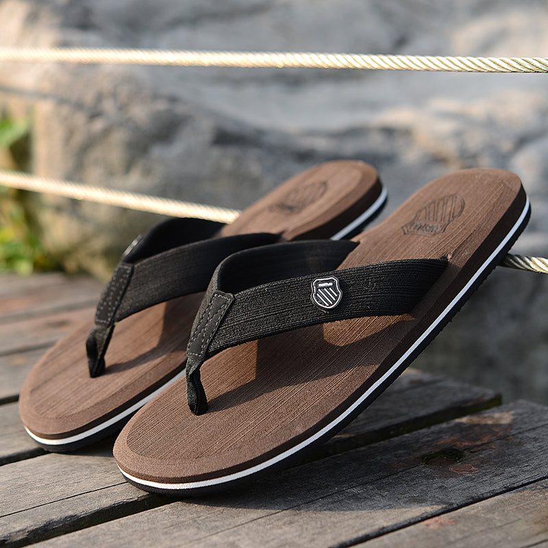 Men's Light Weight Shock Proof Flip-Flops