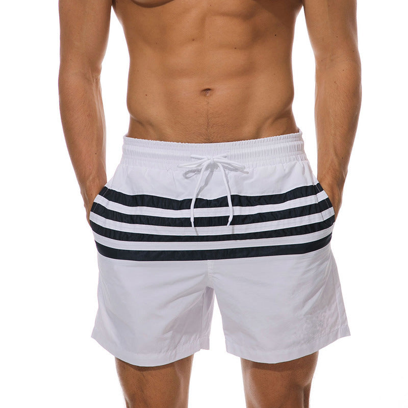 Men's Swim Quick Dry Beach Shorts