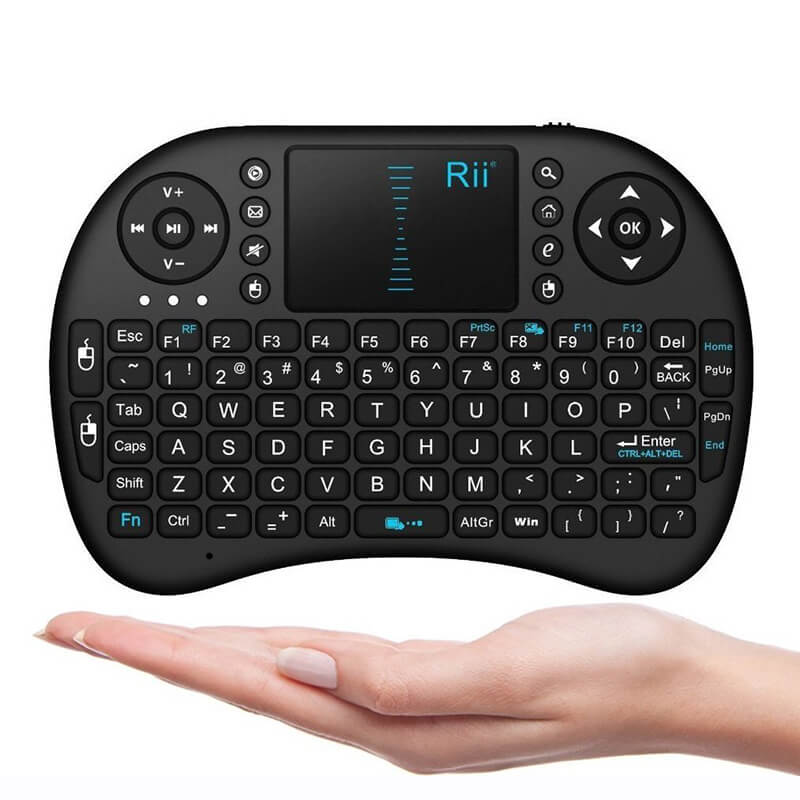 Mini Air Mouse Keyboard Remote