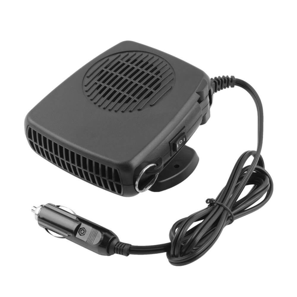 Portable Fast Heater Defrost Fan with Folding Handle
