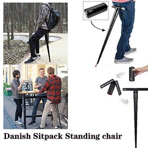 Portable Sitwand Chair