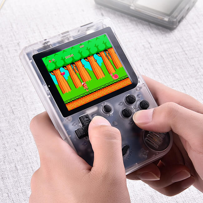 Retro FC Handheld Game Console