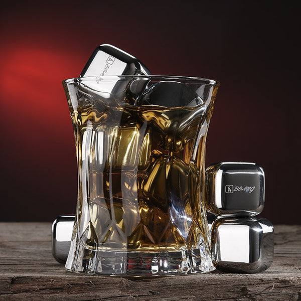 Reusable Stainless Steel Ice Cubes