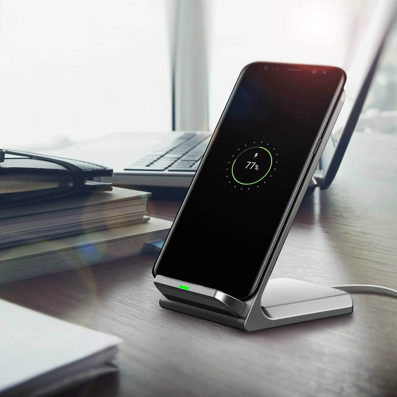 Standing Style Fast Wireless Charger