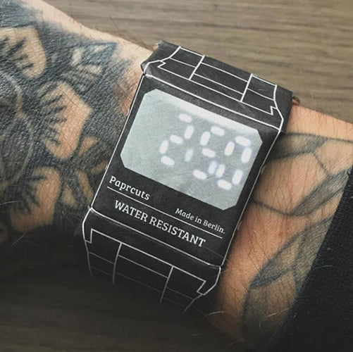 The Paper Watch