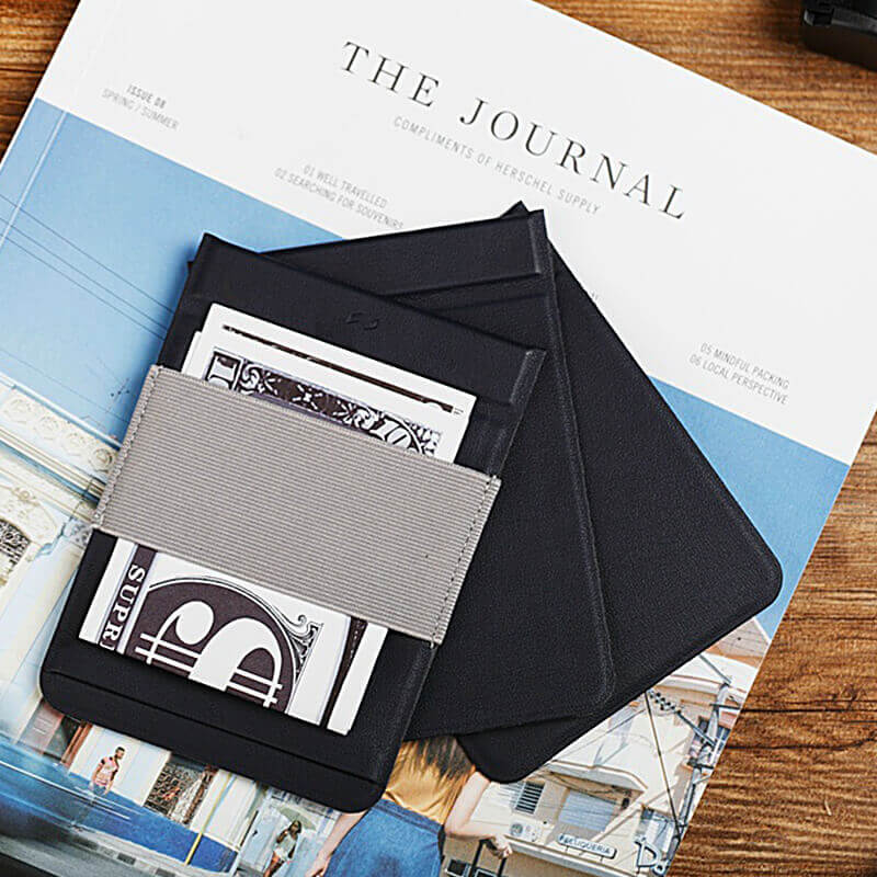 Ultra-thin Magnetic Modular Wallet