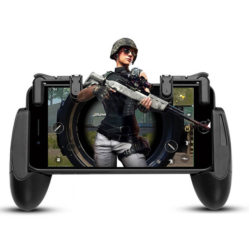 Fast Shoot Controller for Mobile Gaming