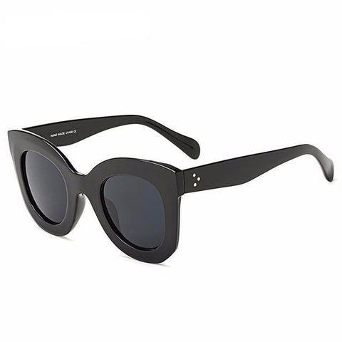 Gradient Cat Eye Sun Glasses
