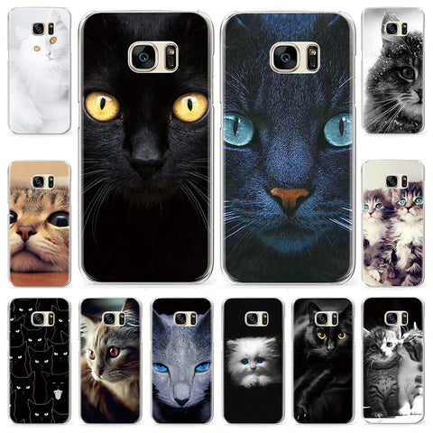 Cats Printing Note Phone Case