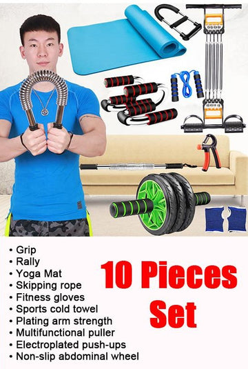 Fitness equipment 10 piece set new
