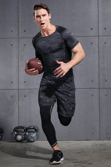 Running Sets Men's Workout Clothes