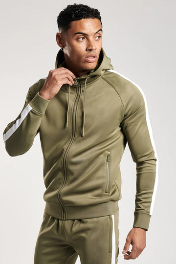 Men's Tracksuit Green-2 Pieces